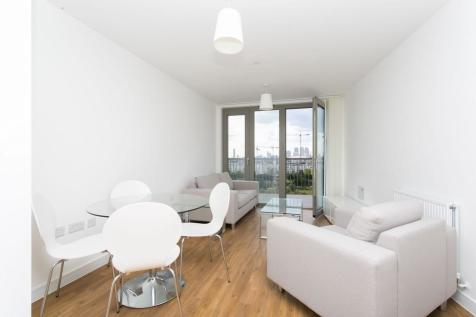 Waterside Heights, Silvertown, E16. 1 bedroom apartment