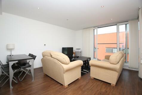 The Oxygen Apartments, Royal Victoria Dock, E16. 1 bedroom apartment