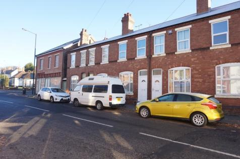 West Bromwich Road, Walsall, WS1 3HS. 2 bedroom terraced house
