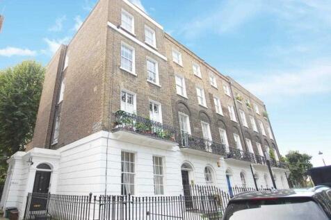 Myddelton Square, London. 1 bedroom apartment