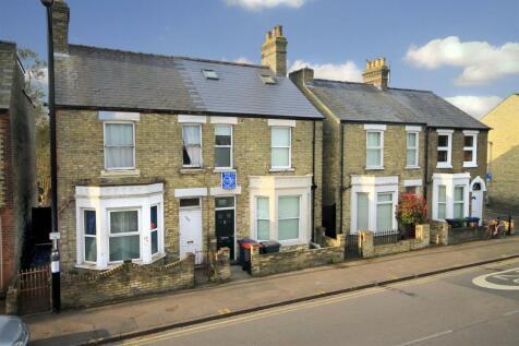 Mill Road, Cambridge. 1 bedroom detached house