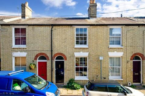Perowne Street, Cambridge. 3 bedroom terraced house for sale