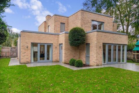 Eccleston Place, Cambridge. 4 bedroom detached house for sale