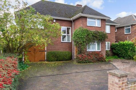 Kinnaird Way, Cambridge. 4 bedroom detached house for sale