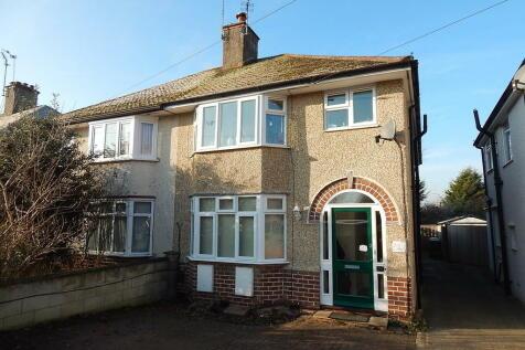 Marston, Oxford. 2 bedroom ground maisonette