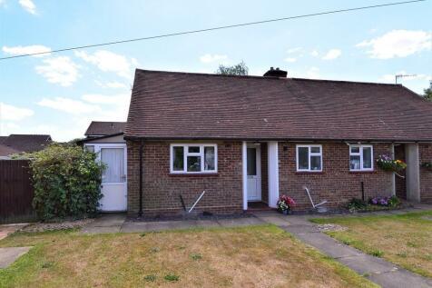 Hornhatch, Chilworth, Guildford GU4 8AU. 1 bedroom semi-detached bungalow
