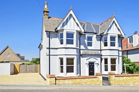 Borstal Hill, Whitstable, Kent. 4 bedroom detached house for sale