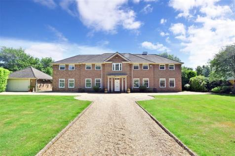 Stodmarsh Road, Canterbury, Kent. 5 bedroom detached house