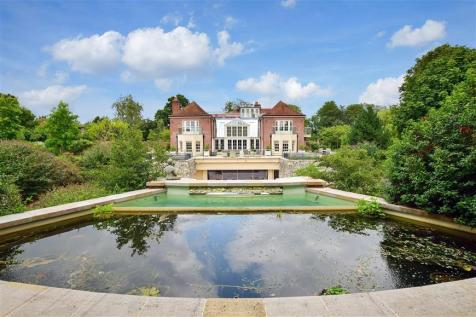 Thorn Lane, Stelling Minnis, Canterbury, Kent. 5 bedroom detached house for sale