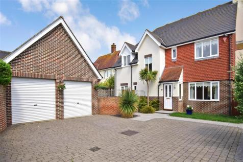 Foreland Heights, Broadstairs, Kent. 5 bedroom detached house