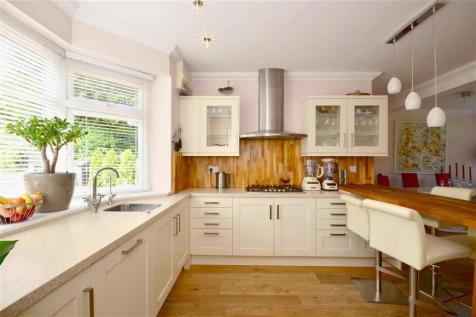 Ersham Road, Canterbury, Kent. 4 bedroom detached house