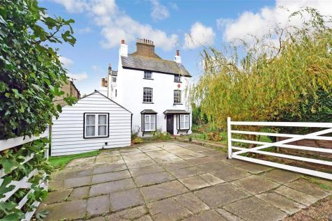 Tunis Row, Broadstairs, Kent. 4 bedroom cottage for sale
