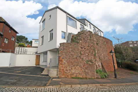 Quay Side, Exeter City Centre. 4 bedroom semi-detached house for sale