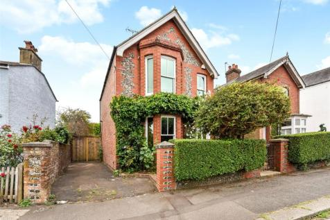 Pound Farm Road, Chichester, W Sussex, PO19. 4 bedroom detached house for sale