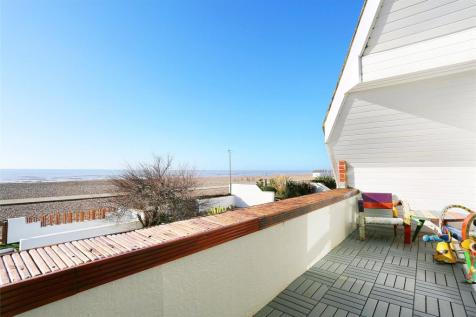 Goring-by-Sea, Worthing, West Sussex, BN12. 4 bedroom detached house for sale