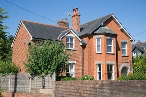The Cross, Shillingstone, Blandford Forum, Dorset. DT11 0SP. 5 bedroom detached house