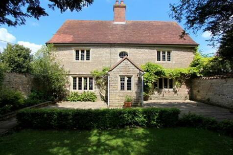 New Street, Marnhull, Sturminster Newton, Dorset. DT10 1NP. 5 bedroom detached house