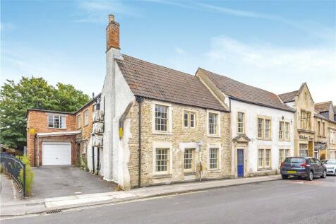 Duke Street, Trowbridge, Wiltshire. Plot for sale