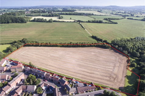 North Fields, Sturminster Newton, Dorset. Plot for sale