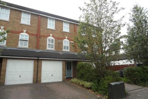 Spencer Road, Bromley. 3 bedroom town house