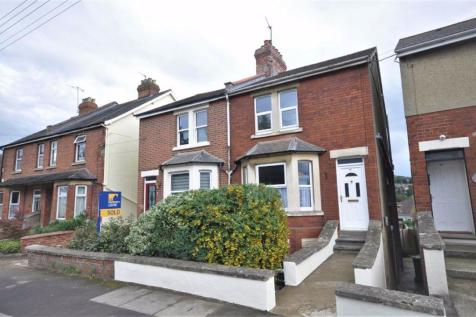Stratford Road, Stroud. 3 bedroom semi-detached house