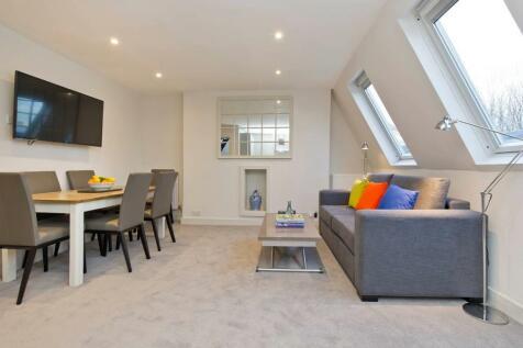 St. Lukes Road, London, UK, W11. 1 bedroom apartment