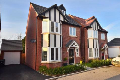 New Dawn View, Gloucester, GL1. 4 bedroom town house for sale