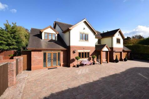 Golf Links Road, Prenton, Wirral. 6 bedroom detached house for sale