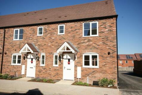Roebuck Road, Bishopton. 3 bedroom end of terrace house