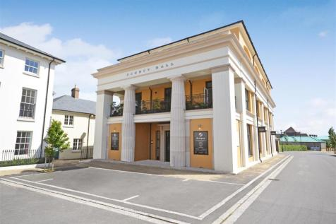 Liscombe Street, Poundbury, Dorchester. 2 bedroom flat for sale
