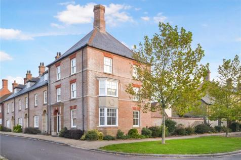 Dunnabridge Street, Poundbury, Dorchester. 4 bedroom end of terrace house for sale