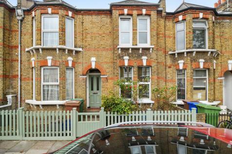 Silvester Road, East Dulwich, SE22. 2 bedroom terraced house