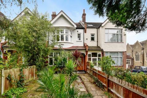 Lordship Lane, London, SE22. 5 bedroom terraced house for sale