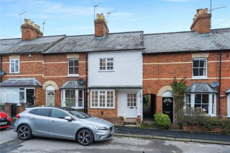 Park Road, Henley-on-Thames, Oxfordshire, RG9. 2 bedroom terraced house