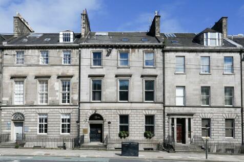 12a York Place, New Town, Edinburgh. 4 bedroom flat
