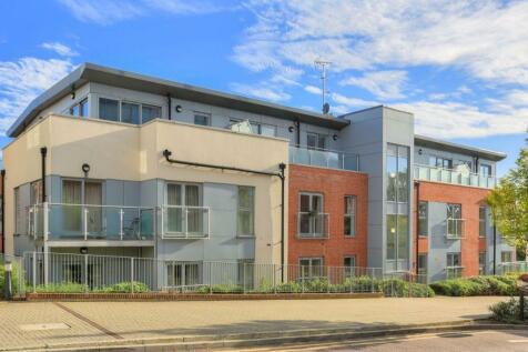 Charrington Place, St Albans, AL1. 1 bedroom flat