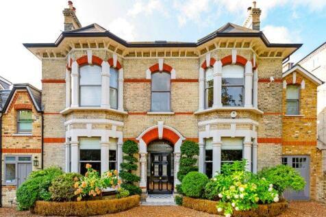 Lonsdale Road, Barnes, London, SW13. 9 bedroom house