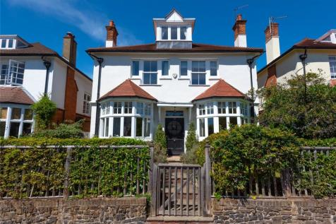 Rodway Road, London, SW15. 5 bedroom detached house