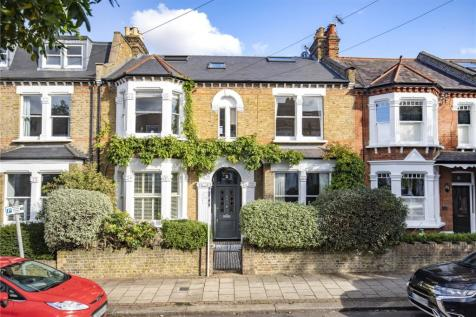 Galveston Road, London, SW15. 5 bedroom house for sale