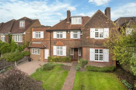Dover Park Drive, Putney, London, SW15. 6 bedroom detached house for sale