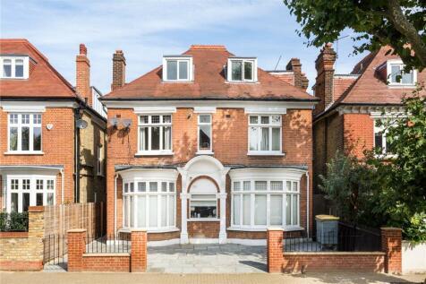 Hazlewell Road, Putney, London, SW15. 6 bedroom detached house for sale