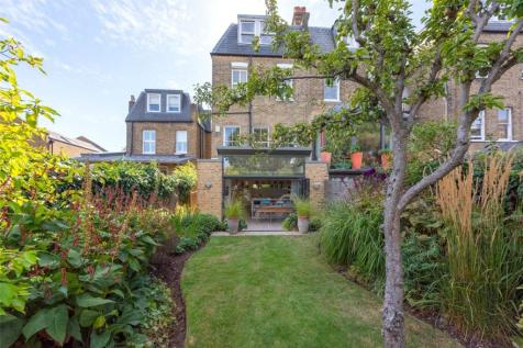West Hill Road, London, SW18. 5 bedroom semi-detached house