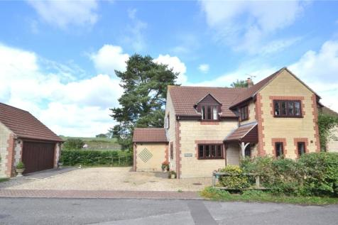 The Old Sawmill, Kilmington, Warminster, Wiltshire, BA12. 5 bedroom detached house