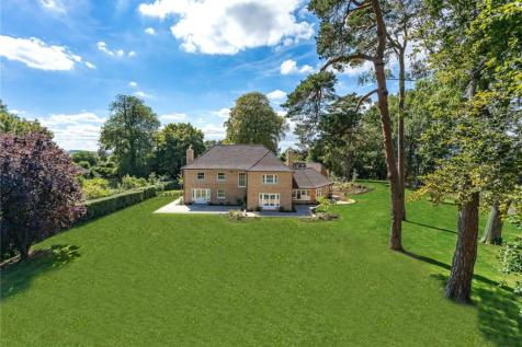 Southampton Road, Clarendon, Salisbury, Wiltshire, SP5. 5 bedroom detached house for sale