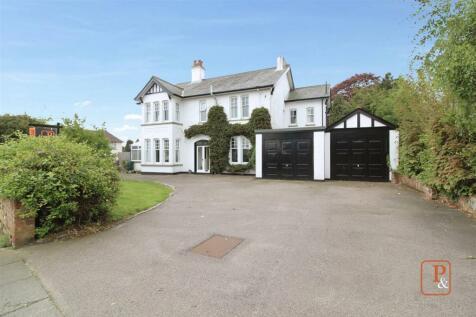 Henley Road, Ipswich. 6 bedroom detached house for sale