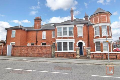 Norwich Road, Ipswich. 4 bedroom end of terrace house for sale