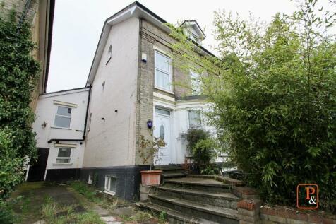 London Road, Ipswich. 7 bedroom semi-detached house