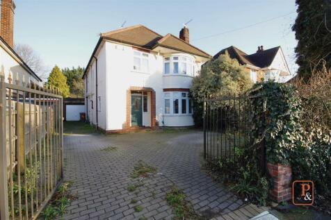 Henley Road, Ipswich. 4 bedroom detached house for sale