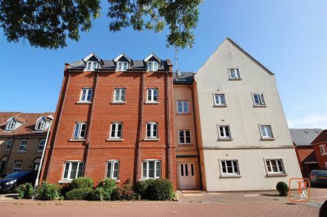 Fulham Way, Ipswich. 2 bedroom apartment