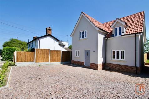 Old Norwich Road, Ipswich, Suffolk. 3 bedroom detached house for sale